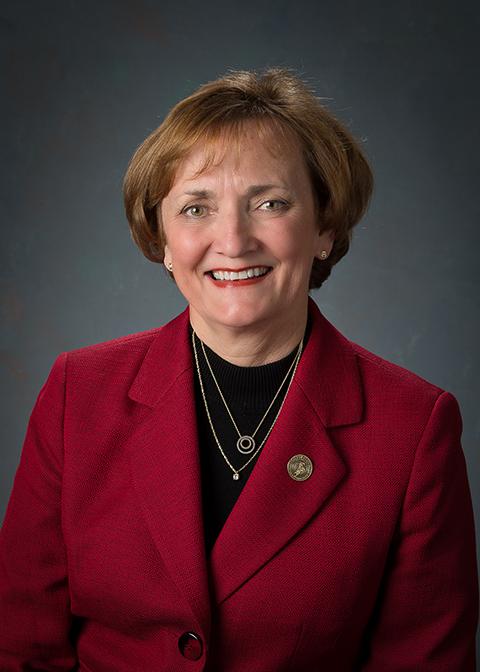 An image of Councilmember Lynne Ashbeck