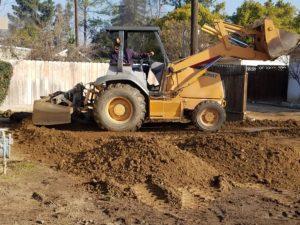 An image of a bulldozer