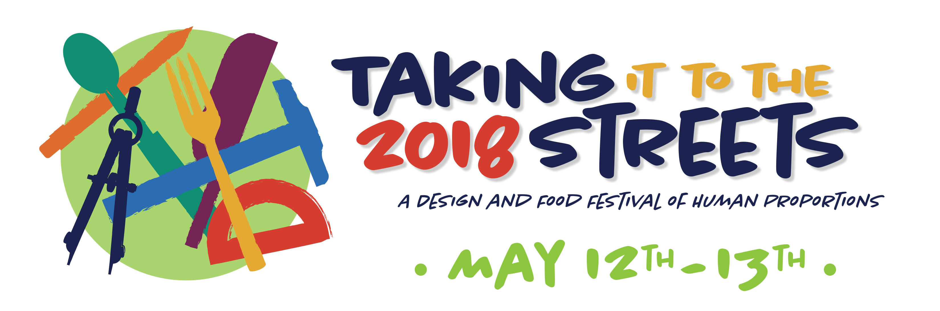 Taking it to the Streets logo