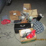 Recovered stolen property
