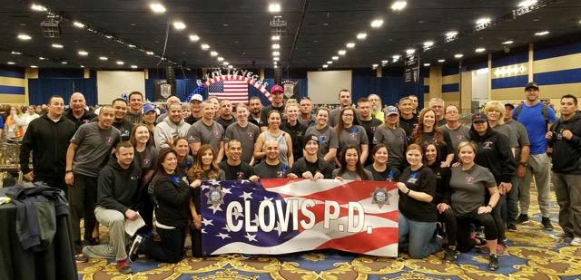 "Clovis Police Compete in 120-Mile ""Baker to Vegas"" Race This Weekend"