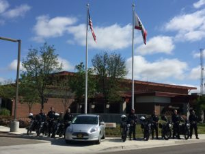 Clovis Police Unveil Largest Fleet of Zero Electric Police Motorcycles in the United States