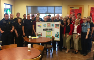 """""""Shop with a Cop"""" Successful In Its Second Year"""