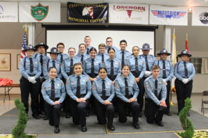 Clovis Police Honor Explorer Post 355 at Annual Banquet