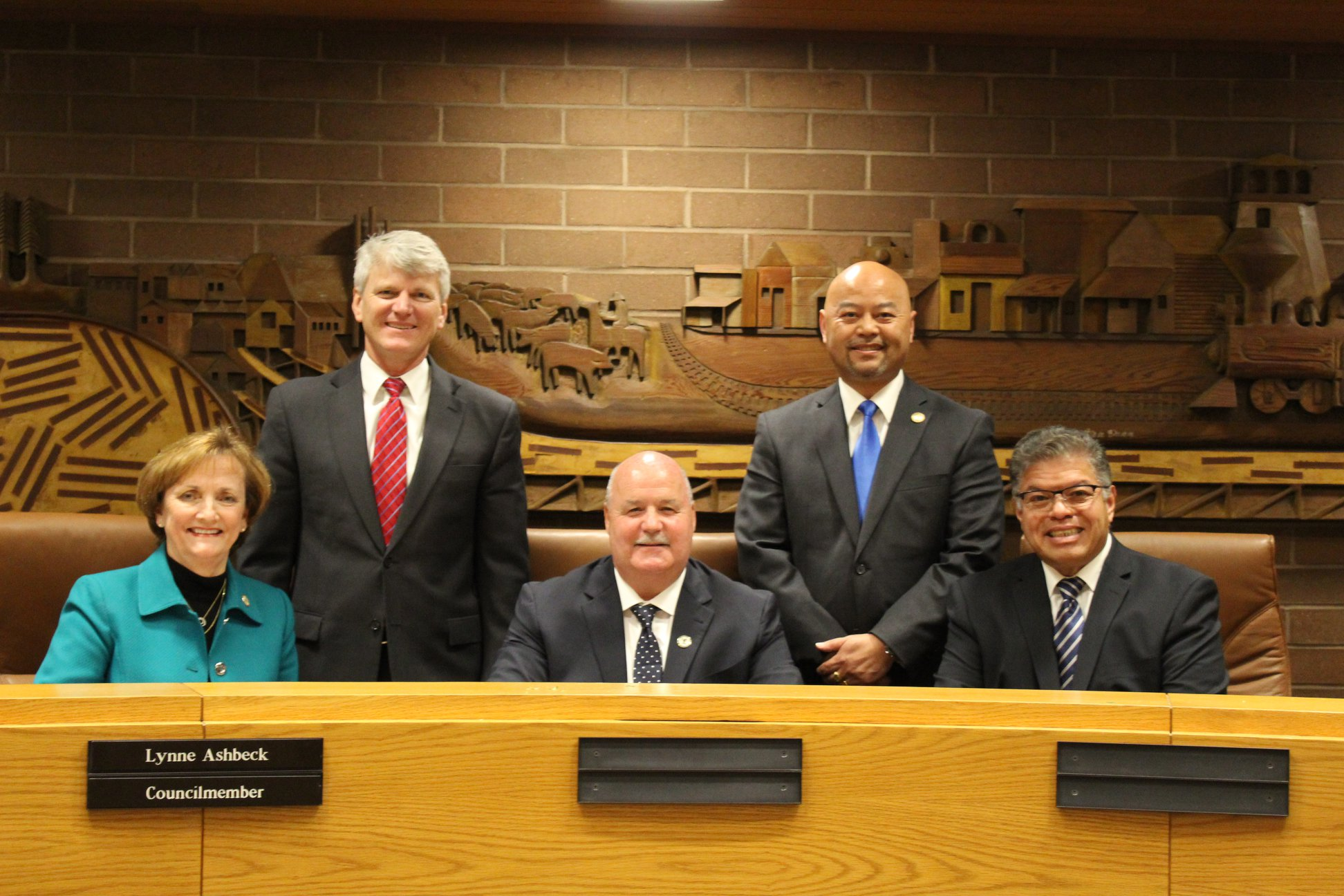 Clovis City Council Elects New Mayor, Swears-in New Councilmembers