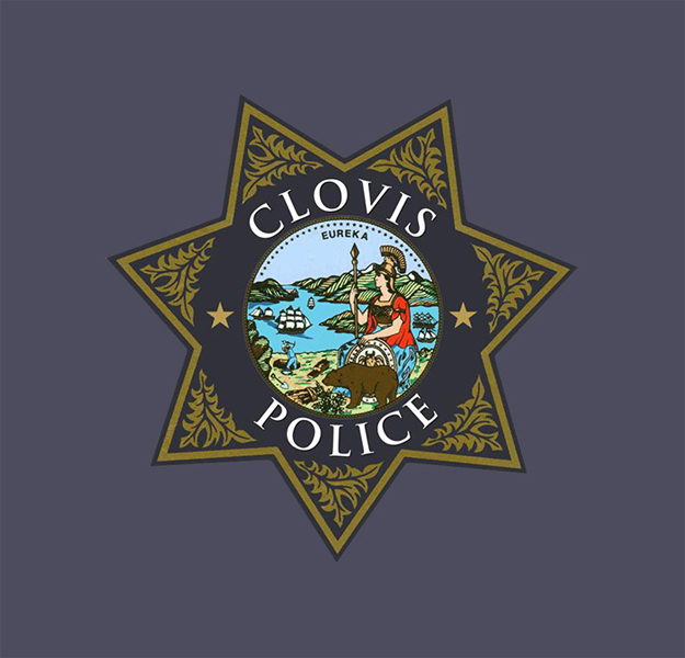 Clovis Police Officer Involved in Collision Overnight