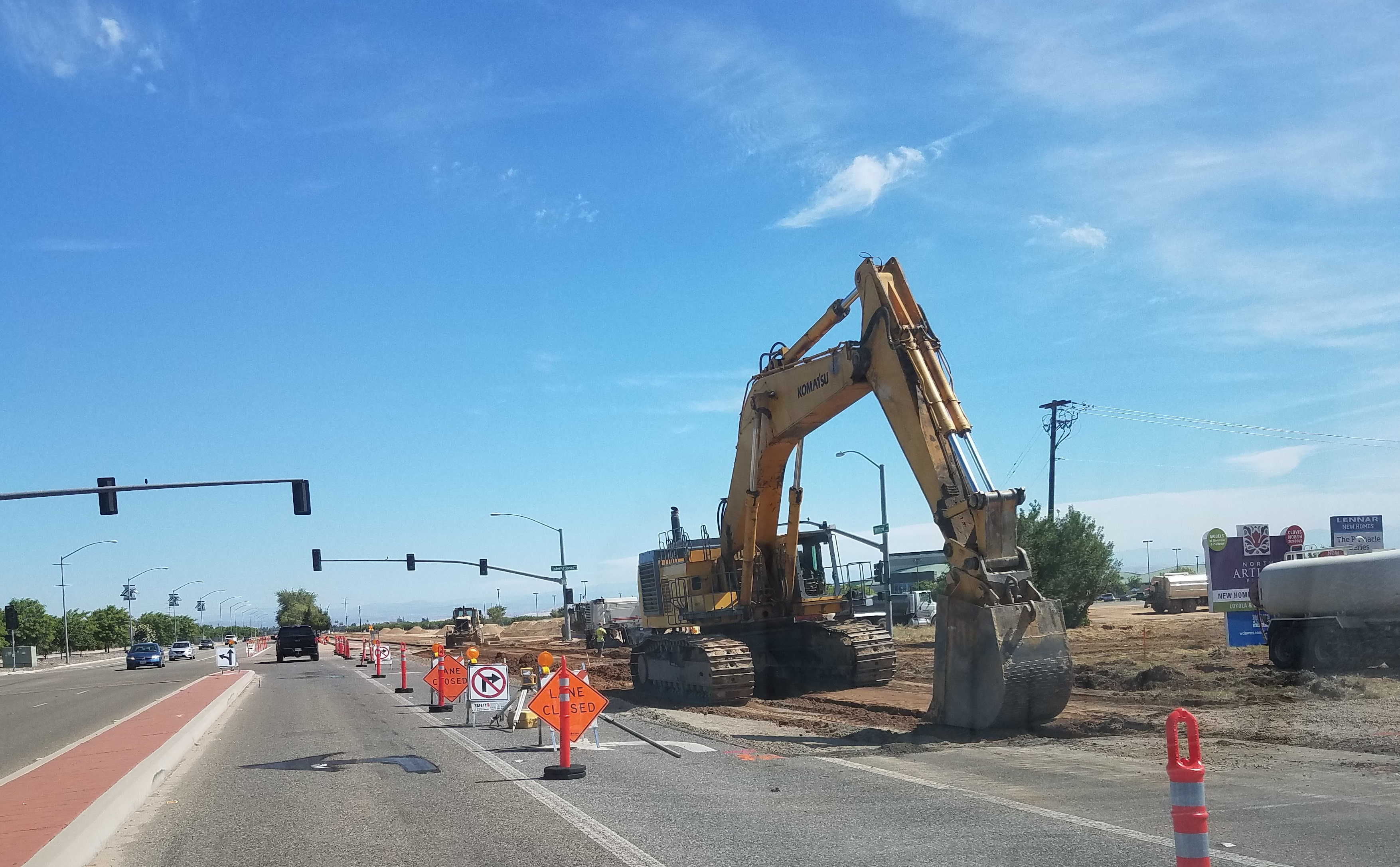Willow Ave Widening Project
