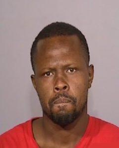 Suspect Jermaine Fuller