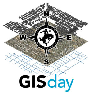 City of Clovis GIS Day Logo