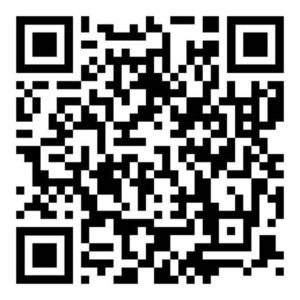 QR code to be used to access meeting information