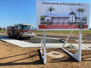 Fire Station 6 Groundbreaking Ceremony