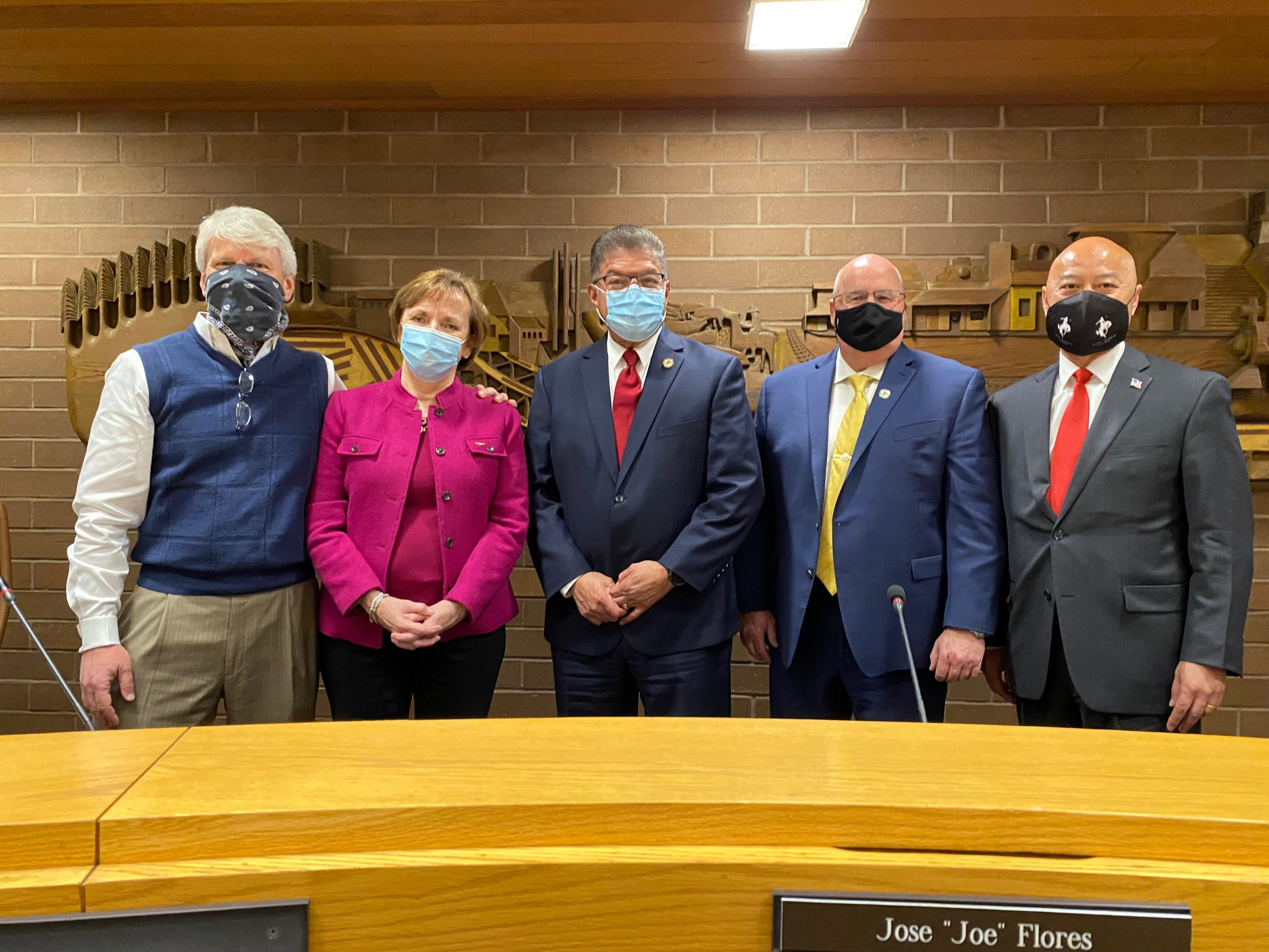 New Clovis City Council sworn-in, new mayor selected