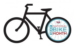 """May is Bicycle Safety Month: Share the Road and """"Go Safely"""""""