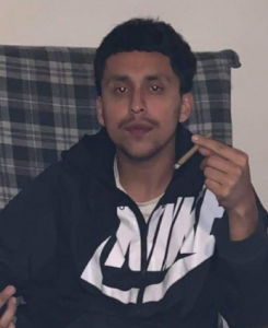 Photo of suspect Eddie Cordero
