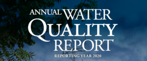2020 Annual Water Quality Report