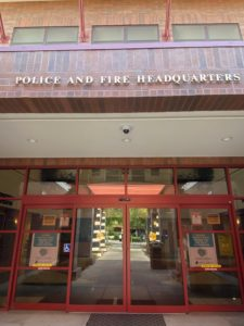 Photo of Police and Fire Headquarters