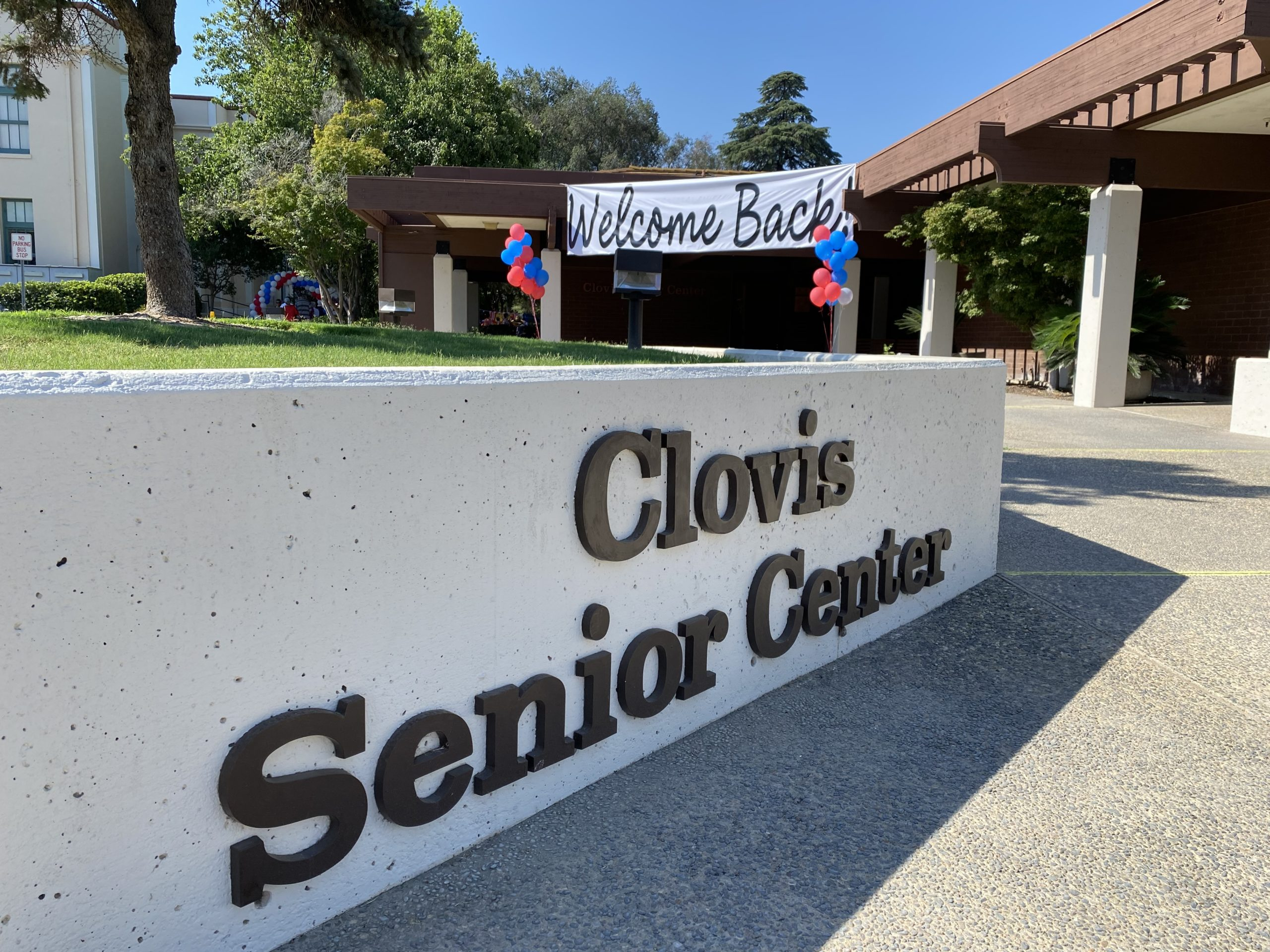 Clovis Senior Activity Center Reopens to the Public