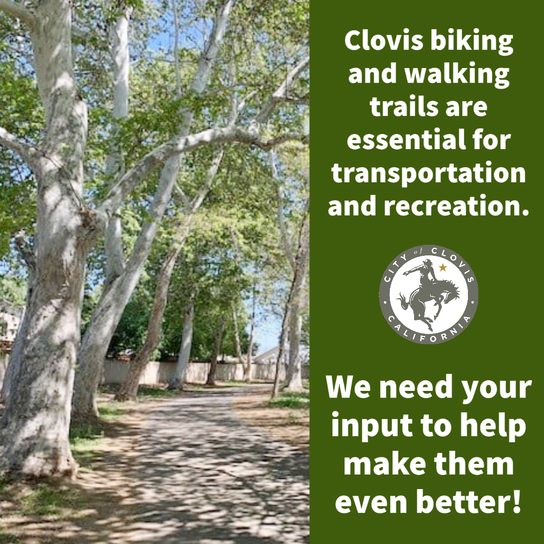 The future of city walking and biking trails