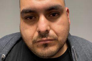 Booking photo of suspect Emilio Sanchez-Lopez