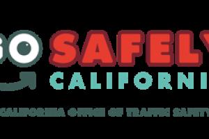 A logo for Go Safely California