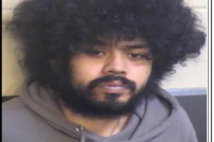 Booking photo of suspect David Hernandez